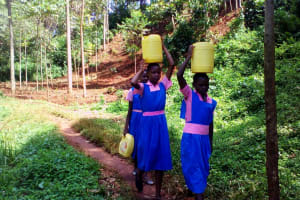 The Water Project: Mudete Primary School -  Returning To School