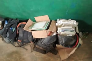 The Water Project: Mulwakhi Secondary School -  Backpacks