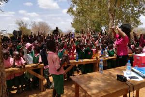 The Water Project: Waita Primary School -  Training