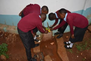 The Water Project: Uvaani Secondary School -  Clean Water