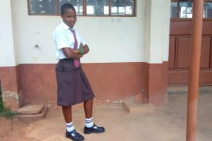 The Water Project: Mwitoti Secondary School -  Vice President