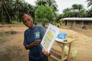The Water Project: Ernest Bai Koroma Secondary School -  Training