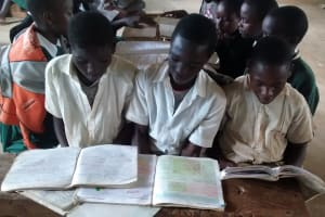 The Water Project: Mulwakhi Primary School -  In Class