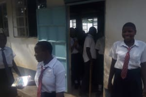 The Water Project: Eshisiru Secondary School -  Classrooms