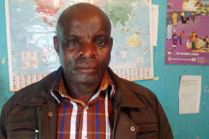 The Water Project: Erusui Secondary School -  Headteacher Fauzia Mmata