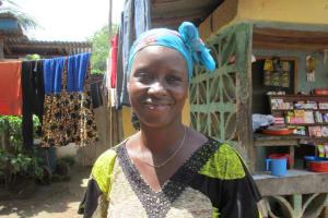 The Water Project: New London Community, Magburaka Road -  Kadie Bangura