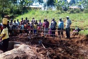 The Water Project: Simuli Community, Lihala Sifoto Spring -  Training
