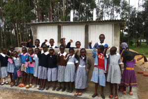 The Water Project: St. Antony Shijiko Primary School -  Group Picture