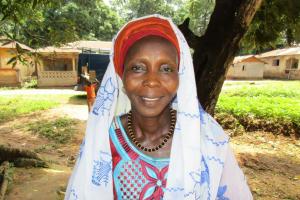 The Water Project: Mayaya Village A -  Salamatu Amadu Sawanneh