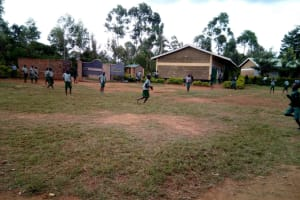 The Water Project: Madivini Primary School -  School Grounds