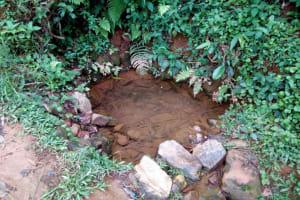 The Water Project: Itukhula Community, Lipala Spring -  Lipala Spring