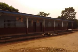 The Water Project: Sankoya Community, Prophecy Primary School -  Classrooms