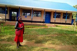 The Water Project: El'longo Secondary School -  Principal
