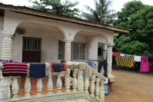 The Water Project: Kasongha Community, 3A Nahim Drive -  Household