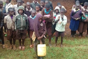 The Water Project: Mwanzo Primary School -  Students