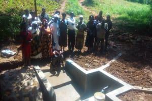 The Water Project: Irenji Community, Shianda Spring -  Training