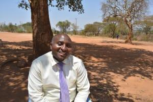 The Water Project: Kyanzasu Secondary School -  Lonzi John