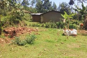 The Water Project: Bukhunyilu Community, Solomon Wangula Spring -  Household