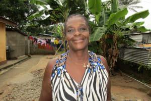 The Water Project: Rosint Community, 16 Gilbert Street -  Mrs Gilbert