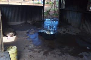 The Water Project: Mumias Complex Primary School -  Kitchen