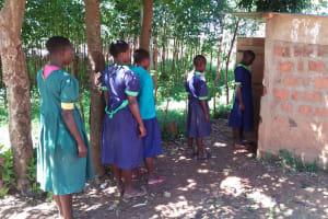 The Water Project: Shitsava Primary School -  Latrines