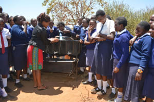 The Water Project: Kithaasyu Secondary School -  Training