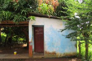 The Water Project: Sankoya Community, Prophecy Primary School -  Staff Latrine