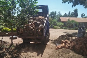 The Water Project: Shibale Primary School -  Delivery