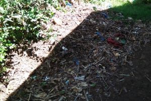 The Water Project: Shitsava Primary School -  Garbate Site
