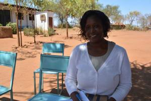 The Water Project: Kithaasyu Secondary School -  Principal Anastacia Musau