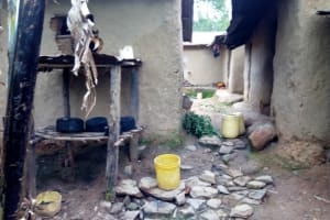 The Water Project: Itukhula Community, Lipala Spring -  Household