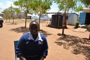 The Water Project: Kithaasyu Secondary School -  Carolyn Nyambura