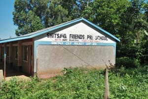 The Water Project: Shitsava Primary School -  School Entrance
