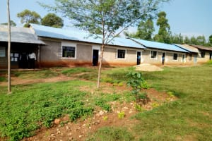 The Water Project: El'longo Secondary School -  School Compound