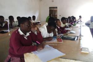 The Water Project: Lureko Girls Secondary School -  Training