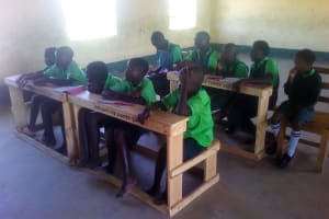 The Water Project: Emusoma Primary School -  Training