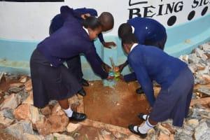 The Water Project: Kyanzasu Secondary School -  Clean Water