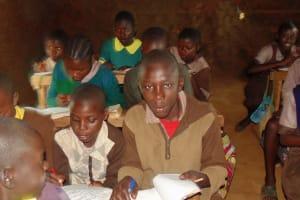 The Water Project: Mwanzo Primary School -  Erick Wanjala