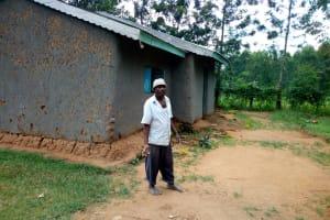The Water Project: Shibuli Community, Khamala Spring -  Household