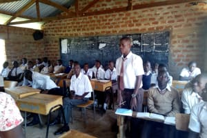 The Water Project: Shiyabo Secondary School -  Training