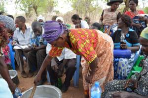 The Water Project: Karuli Community C -  Training