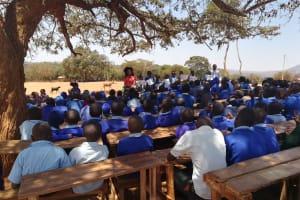The Water Project: Kyanzasu Primary School -  Training