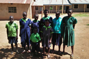 The Water Project: Shitsava Primary School -  Students