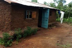 The Water Project: Shiyunzu Community, Imbukwa Spring -  Homestead