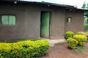 The Water Project: Esembe Community, Chera Spring -  Household