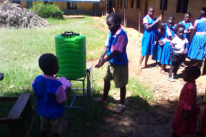 The Water Project: Mudete Primary School -  Training