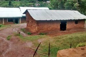 The Water Project: Mwanzo Primary School -  School Compound