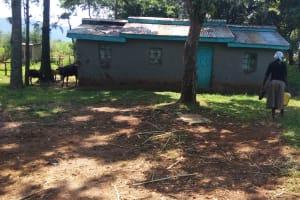 The Water Project: Sharambatsa Community, Mihako Spring -  Carrying Water