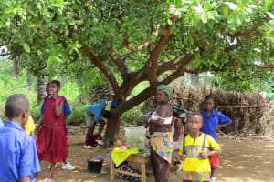 The Water Project: Sankoya Community, Prophecy Primary School -  Canteen