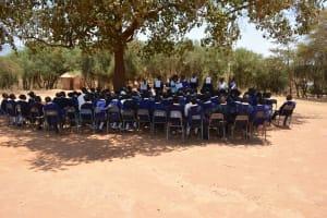 The Water Project: Kyanzasu Secondary School -  Training